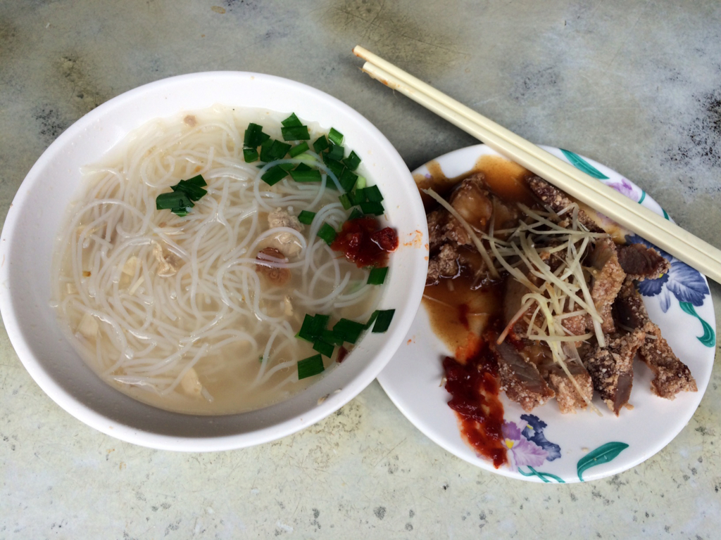 民楽旗魚米粉湯2