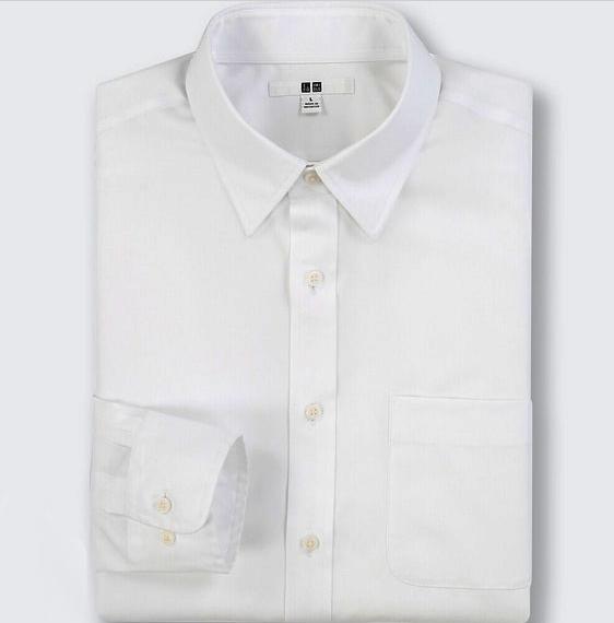 ファインクロスブロードシャツ