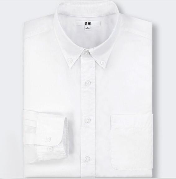 EC(エクストラファインコットン)ブロードシャツ
