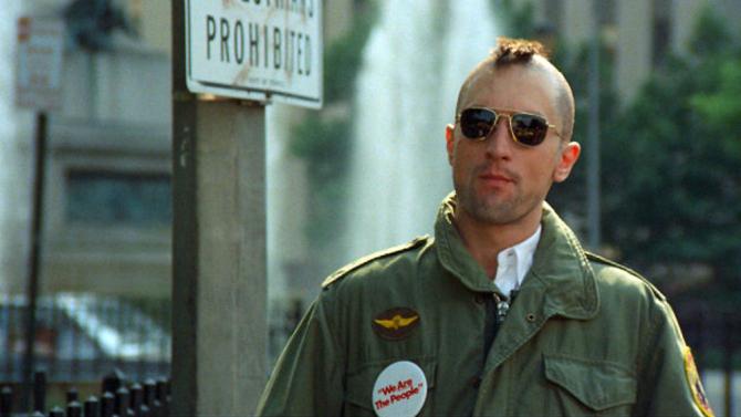 デ・ニーロが映画「タクシードライバー」で着たM-65