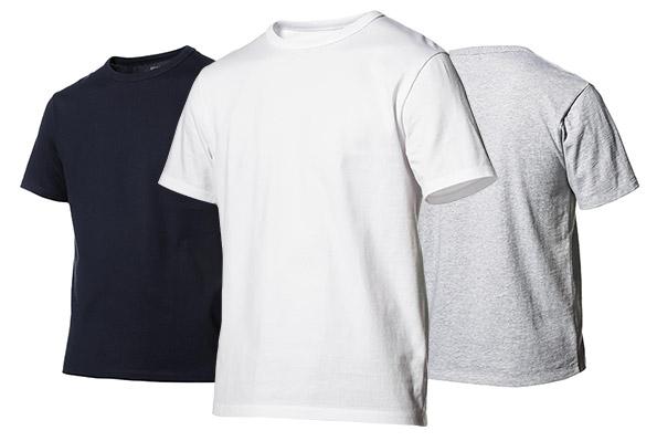 オリジナルブランド「ZOZO」クルーネックTシャツ