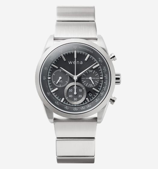 WB-11AS+WH-CS01/S | wena wrist