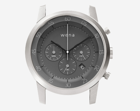 WN-WC01S-H | wena wrist