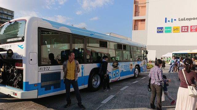京急ラッピングバス