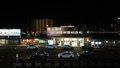 上諏訪駅の夜景
