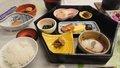 上諏訪温泉浜の湯の朝食