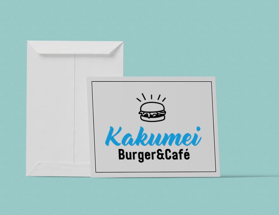 飲食店のロゴ