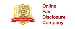 Online Fair Disclosure Company