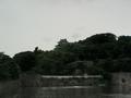 和歌山城公園の遠景