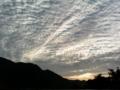 那智山の空。