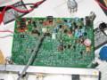 2N2/XX 40m(1) 受信部半完成