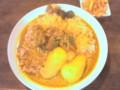 カーマのチキンカレー(スープ状)