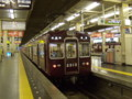 チョコレート色の阪急電車@梅田