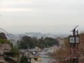 清水寺から見下ろす京都市内