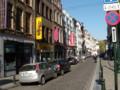 ブリュッセルの中国人街