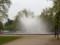 ブリュッセル公園の大噴水