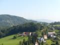 ホテルの窓から/Graz