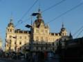 Hauptplatzの市庁舎(Rathaus)