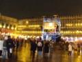 サン・マルコ広場。この時点ではまだ水が引いてました。