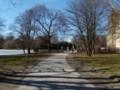Rathausのそばの公園