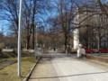 Rathausのそばの公園(2)