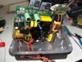 IC-PS35の修理(3)