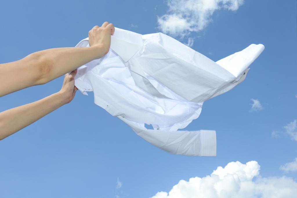 服装から考える暑さ対策
