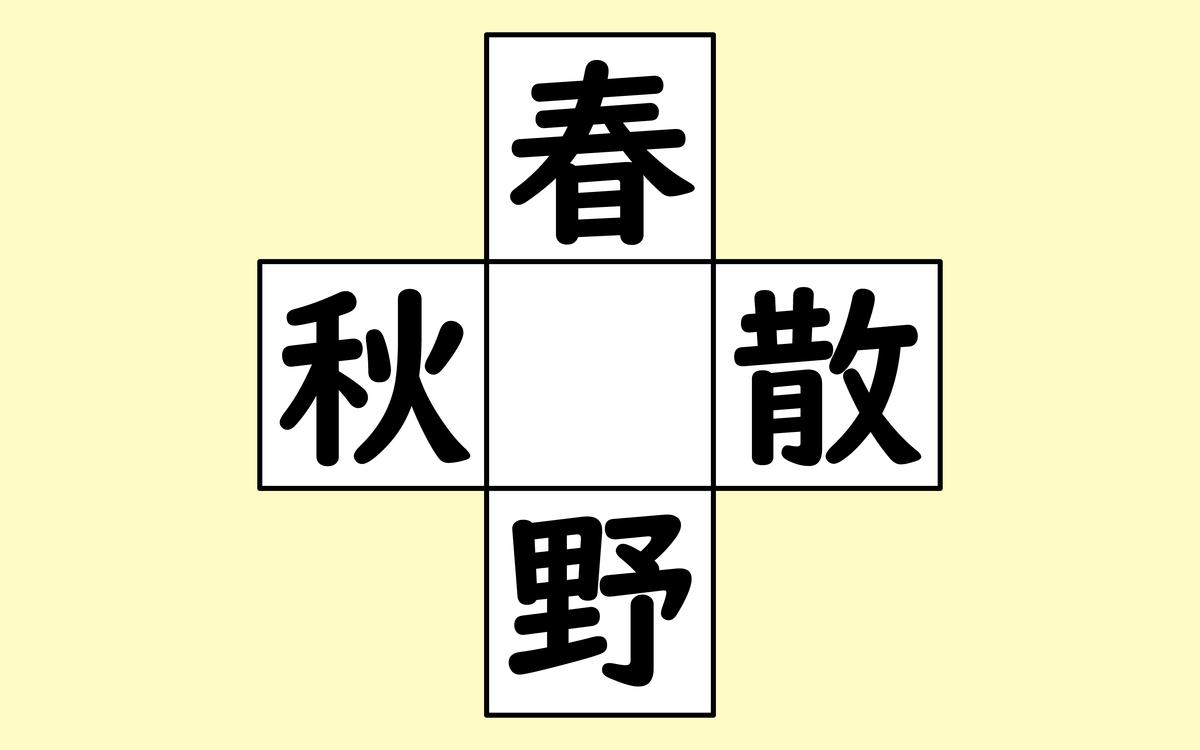 漢字脳トレ高齢者