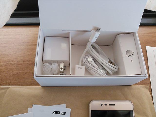 asus ZenFone 3 Max ZC520TL開封の儀・レビュー!