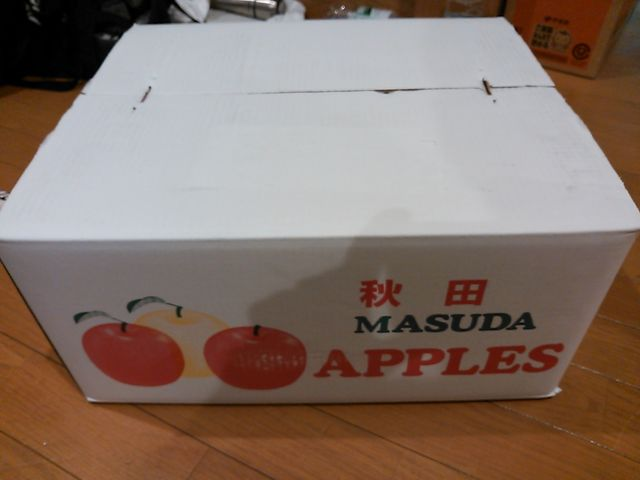 ふるさと納税 秋田のリンゴ