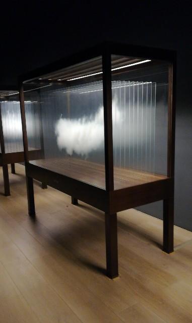 レアンドロ・エルリッヒ展:雲