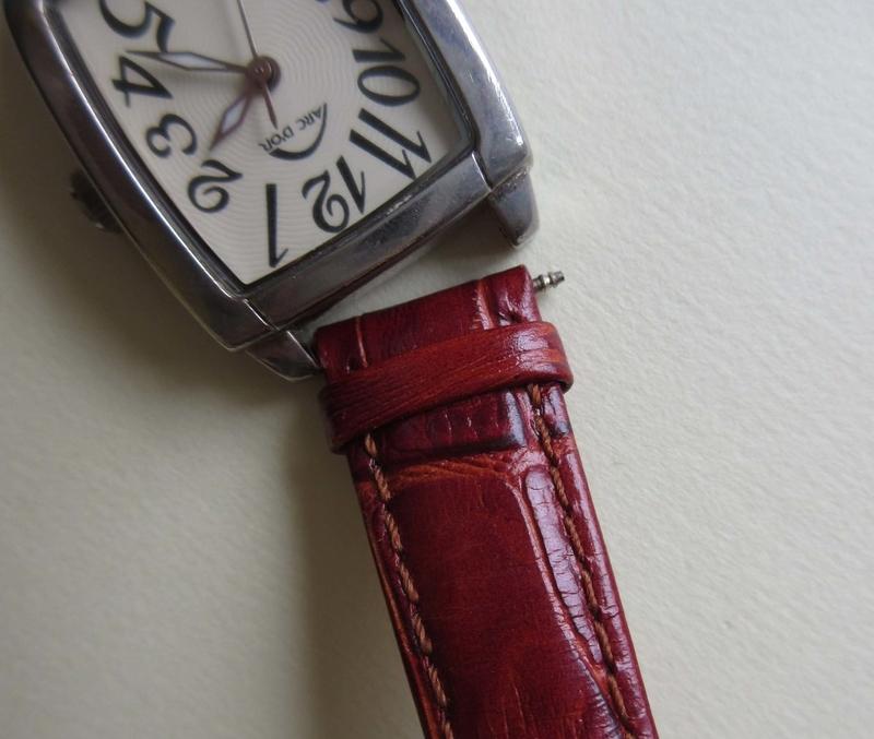 腕時計バンド交換5