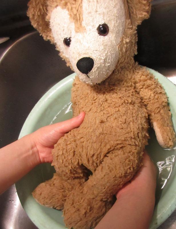 ぬいぐるみの洗い方写真3