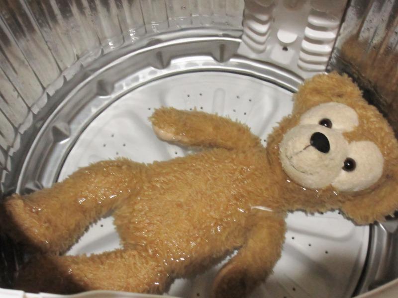 ぬいぐるみの洗い方写真6