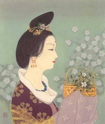 飛鳥の歌姫額田王