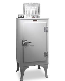 世界初の冷蔵庫