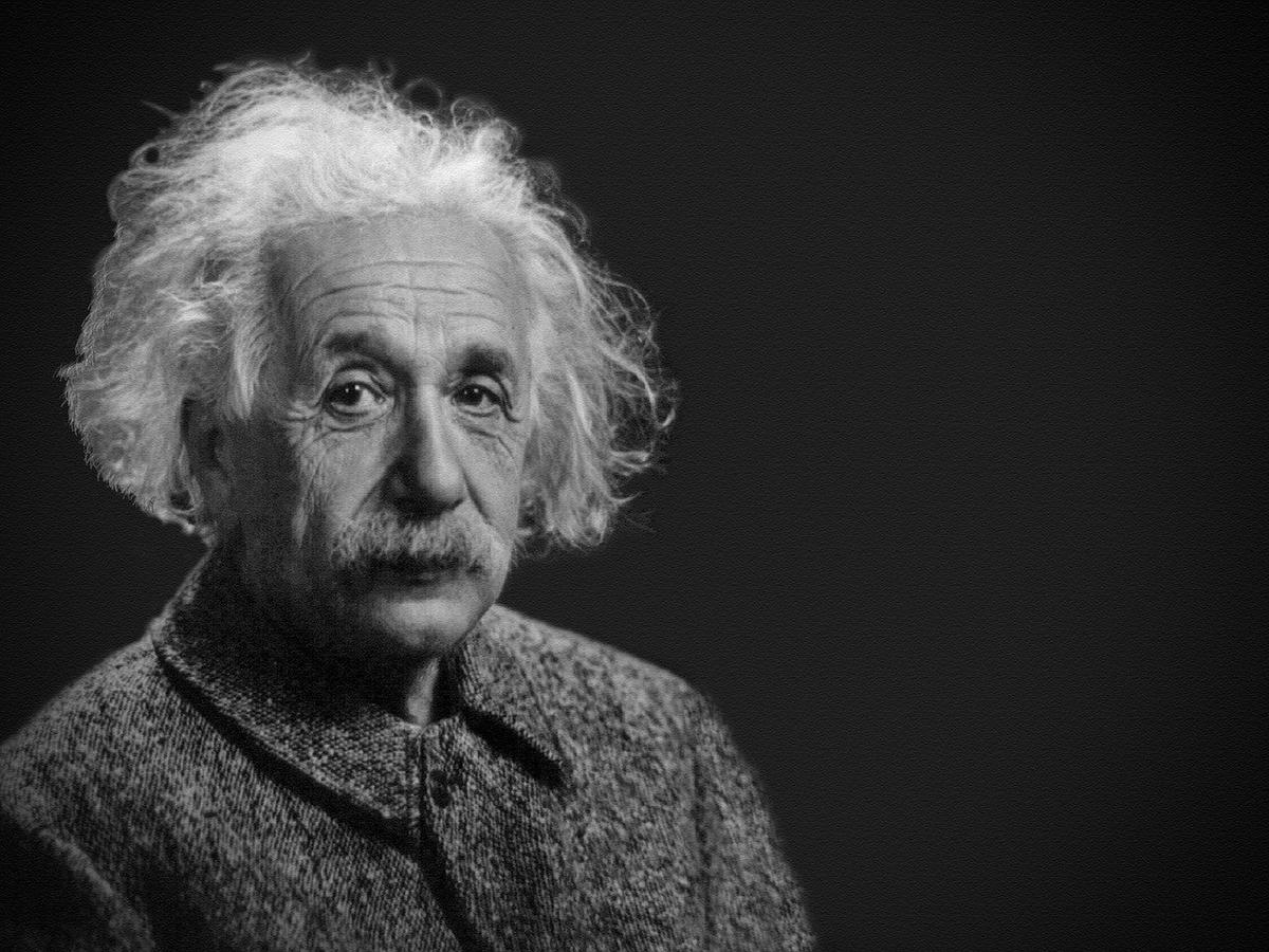 アルベルト・アインシュタイン