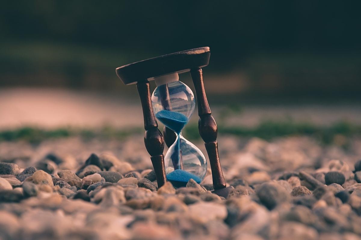 時間の使い方で未来が変わる