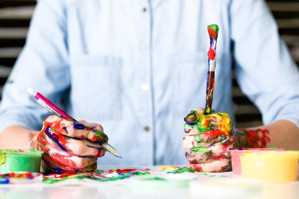何かを創造することは人間にしかできない