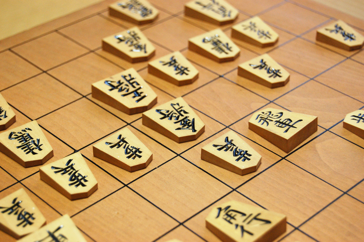 将棋というゲーム