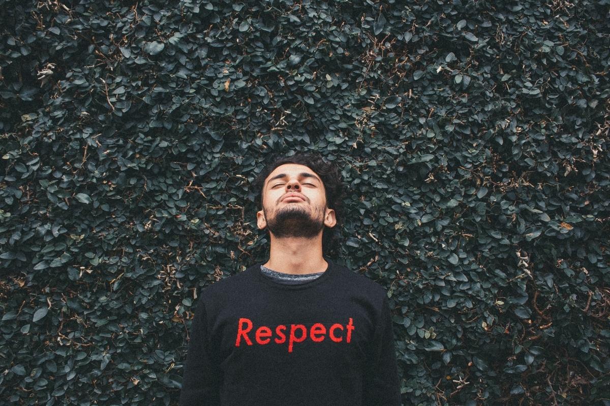 尊敬する人に思いを伝え続ける