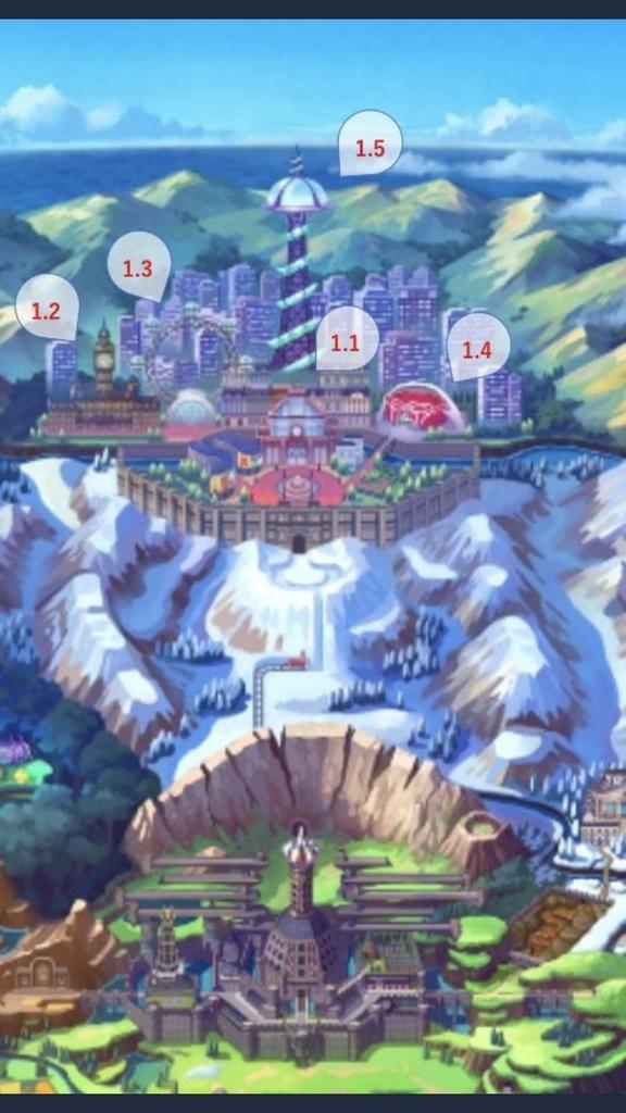 ガラル 地方 マップ