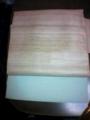 アジアの絹の自作名古屋帯