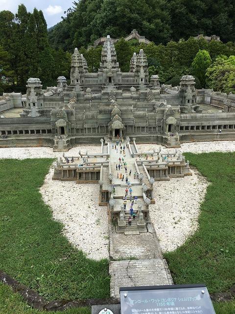 アンコール・ワット(カンボジア)