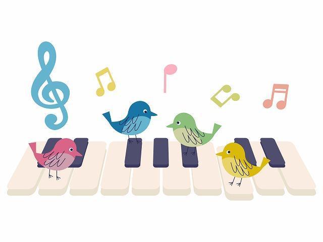 楽しいピアノ