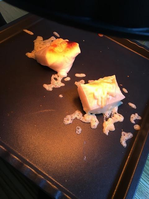 もちチーズ焼き(ザイグルボーイ)