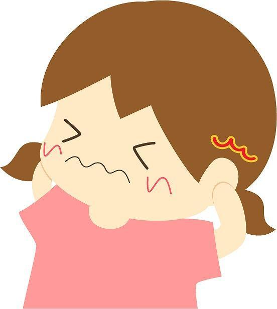 耳が痛いイメージ画