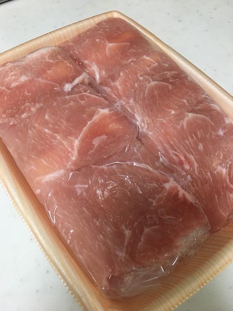 お米豚(豚ロース)1