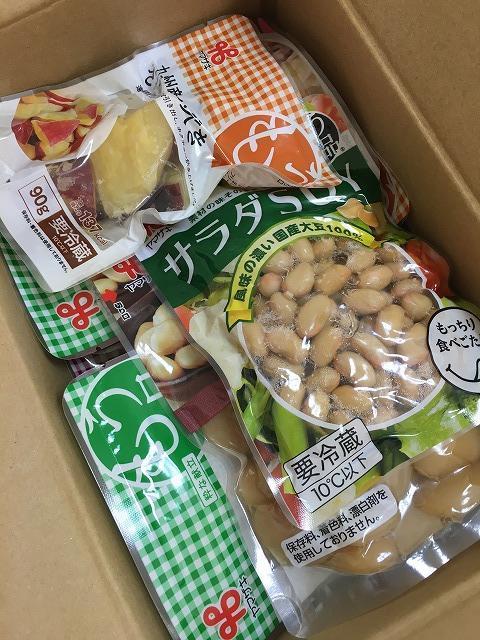 カネ吉 総菜セット