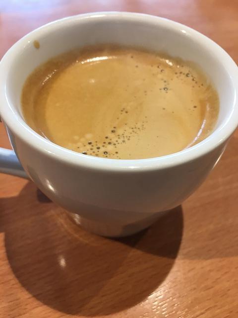 ココスのコーヒー